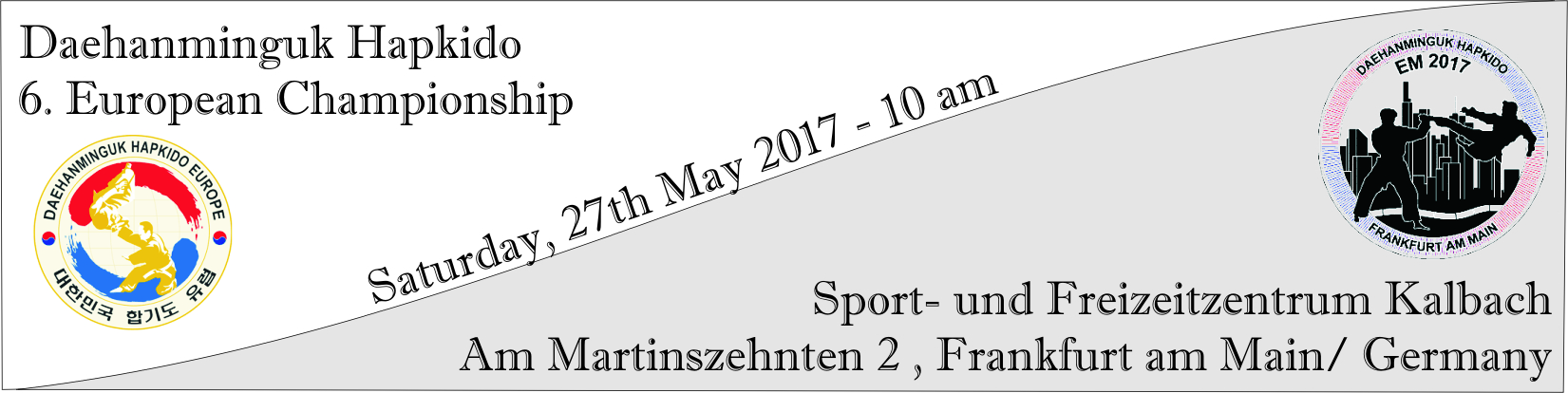 Championship 2017 – Frankfurt am Main / Germany